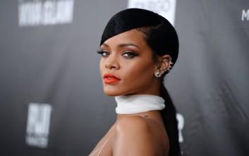 Η Rihanna ακύρωσε τη συναυλία της στη Νίκαια
