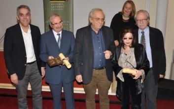 Απονεμήθηκαν τα βραβεία της Εταιρείας Συγγραφέων