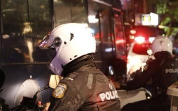 Πυροβόλησαν αστυνομικό της ΔΙΑΣ στο Γκάζι
