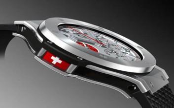 «Βουτιά» εξαετίας στις εξαγωγές ρολογιών στην Ελβετία