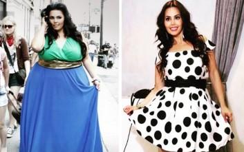 Η Rosie Mercado έχασε 90 κιλά και απαντά στους επικριτές της