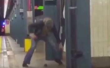 Αρουραίος… έβγαλε selfie στον υπόγειο της Νέας Υόρκης