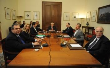 Τσίπρας: Να ενισχυθεί η χώρα διαπραγματευτικά