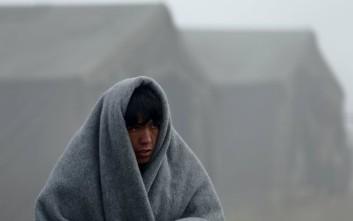 Δώδεκα χιλιάδες πρόσφυγες εγκλωβισμένοι στα σύνορα Συρίας-Ιορδανίας
