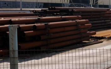Η Anglo American ανέθεσε στη Σωληνουργεία Κορίνθου αγωγό στη Χιλή