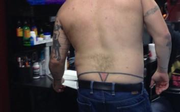Δέκα τατουάζ που δεν πρέπει να κάνεις ποτέ