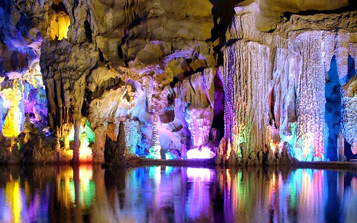 spilaio Reed Flute Cave
