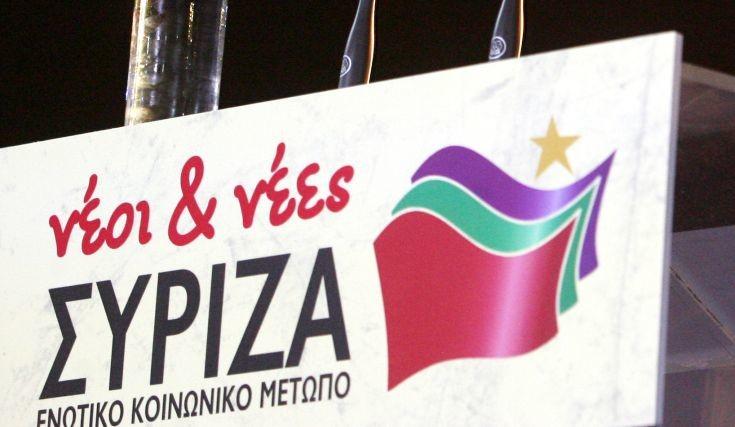 Το ερωτηματολόγιο της Νεολαίας του ΣΥΡΙΖΑ που προκαλεί αίσθηση