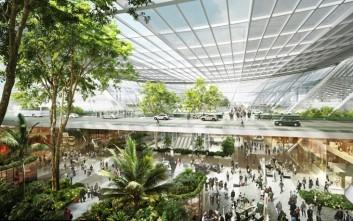 Το αεροδρόμιο του μέλλοντος θα κατασκευαστεί στην Ταϊβάν