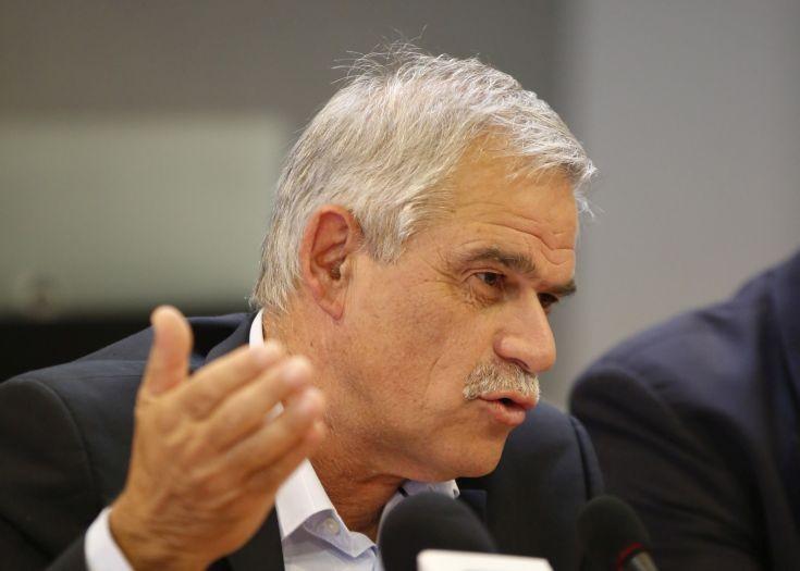 Τόσκας: Αύξηση της αστυνόμευσης και μείωση της εγκληματικότητας