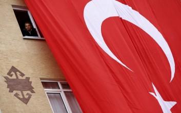 Έρευνα για «προπαγάνδα υπέρ της τρομοκρατίας» σε τουρκική εκπομπή