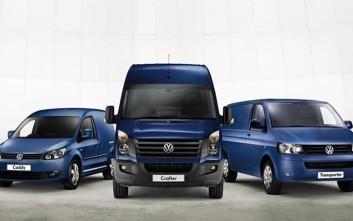 Διαγωνισμός για όλους τους κατόχους επαγγελματικών αυτοκινήτων Volkswagen