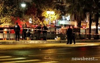 Αποκλεισμένοι δρόμοι στην Αθήνα από τη βόμβα στα γραφεία του ΣΕΒ