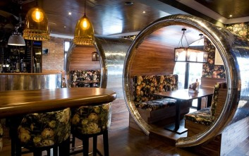 Εστιατόρια και μπαρ με design για βραβείο