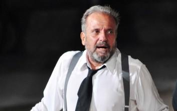 Πέθανε ο ηθοποιός Μηνάς Χατζησάββας