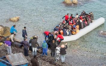Μειώθηκαν οι θάνατοι μεταναστών που διασχίζουν την Μεσόγειο