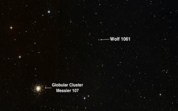 Ανακαλύφθηκε εξωπλανήτης κοντά στη Γη