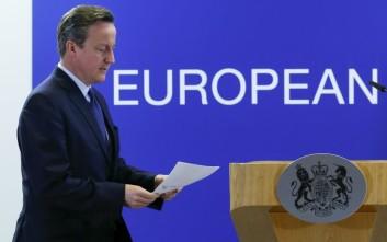 Κάμερον για Brexit: Δεν μετανιώνω για το δημοψήφισμα του 2016