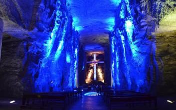 Εντυπωσιακά αξιοθέατα του κόσμου κάτω από τη γη