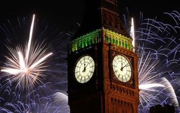 Αλλαγή της χρονιάς υπό το φόβο της τρομοκρατίας στο Λονδίνο