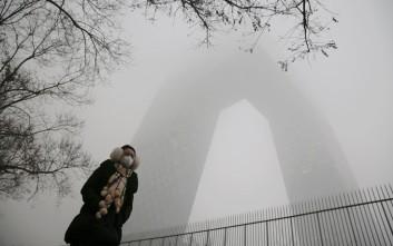 Παγκόσμια ανησυχία για την αύξηση των εκπομπών διοξειδίου του άνθρακα