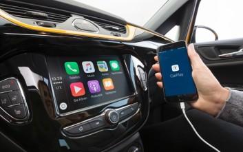 Νέο σύστημα ψυχαγωγίας στο Opel Corsa