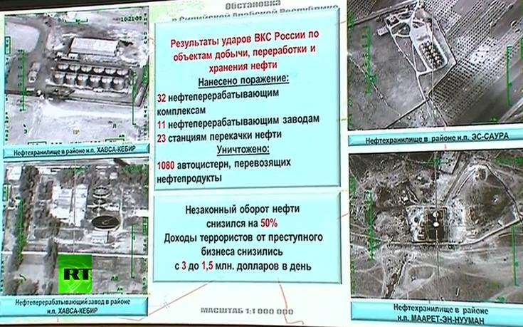 Η Ρωσία εμπλέκει τον Ερντογάν και την οικογένειά του με το πετρέλαιο των τζιχαντιστών