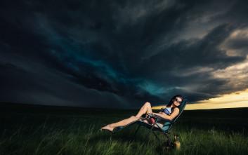 Κυνηγώντας την τέλεια καταιγίδα