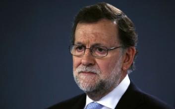 Νέο «όχι» του Ραχόι για διάλογο με τους αυτονομιστές της Καταλονίας