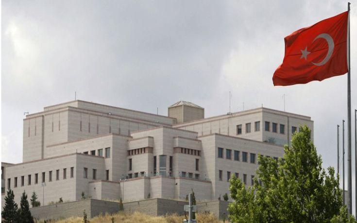 Κλειστή λόγω απειλής τη Δευτέρα η πρεσβεία των ΗΠΑ στην Άγκυρα