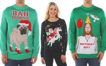 0b50815487af Απαράδεκτα χριστουγεννιάτικα πουλόβερ – Newsbeast