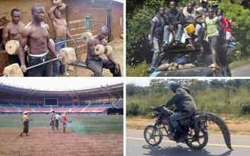 Αυτά βλέπεις στην Αφρική