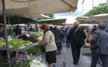 Διάθεση 986.160 ευρώ σε είδη λαϊκών αγορών μέσω κουπονιών