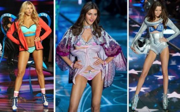 Γνωρίστε τα «νεοσύλλεκτα» αγγελάκια της Victoria's Secret