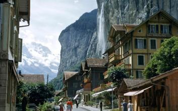 Το παραμυθένιο χωριό της Ελβετίας