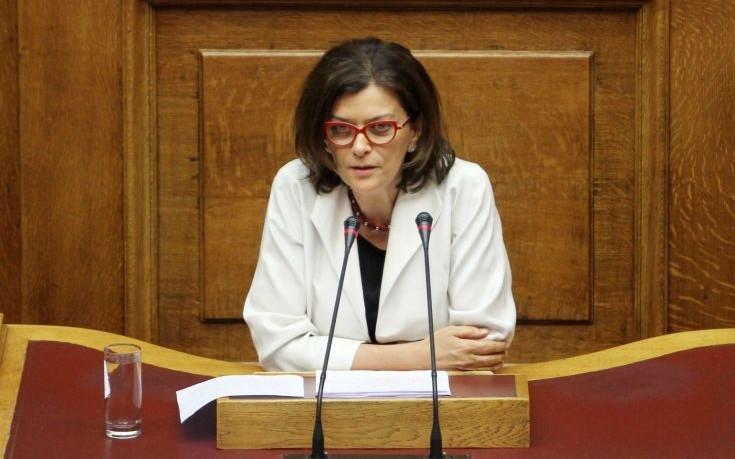 Αντωνοπούλου: Κάτω από το 20% το 2018 η ανεργία