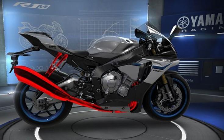 Εικονικό customizing για τα Yamaha