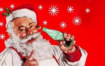 Ο ρόλος της Coca-Cola στην εδραίωση της εικόνας του Άγιου Βασίλη