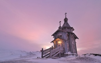 Τα εκκλησάκια της Ανταρκτικής