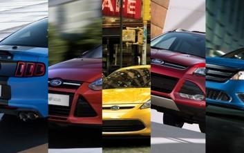 Αύξηση πωλήσεων της Ford