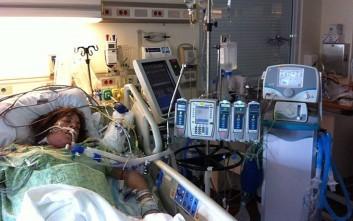 Μητέρα «πέθανε» για 37 δευτερόλεπτα στη γέννα