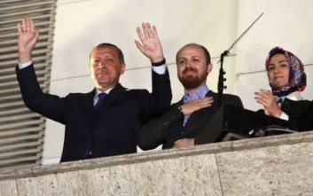 Προκαλεί και ο γιος του Ερντογάν με δηλώσεις για την Ελλάδα