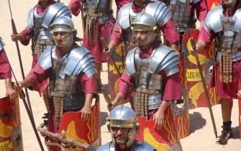 Φως στην καθημερινότητα των Ρωμαίων στρατιωτών στο Αδριάνειο Τείχος