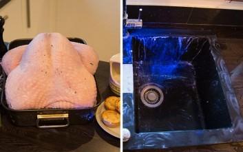 Πώς η γαλοπούλα γίνεται «βόμβα μικροβίων» στην κουζίνα μας