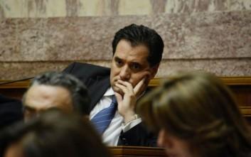 Ο ΣΥΡΙΖΑ καταγγέλλει τον Γεωργιάδη ότι πλαστογράφησε tweet του Τσίπρα