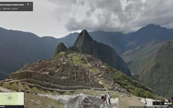 Επισκεφτείτε το Μάτσου Πίτσου από την οθόνη του υπολογιστή