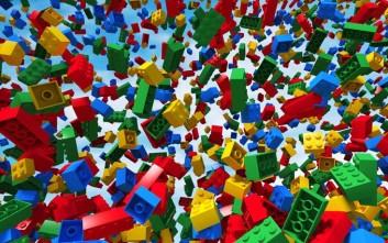 Καθαρίστε εύκολα τα παιχνίδια lego
