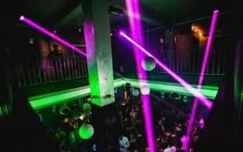 House βραδιές στο Houze Urban Warehouse Club στη Θεσσαλονίκη