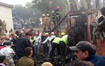 Δέκα νεκροί από συντριβή μικρού αεροσκάφους στην Ινδία