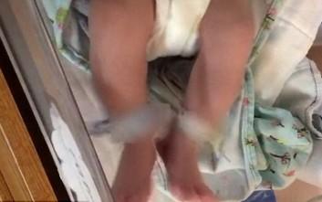 Η σκληρή αλήθεια των μωρών που γεννιούνται με εθισμό στα ναρκωτικά